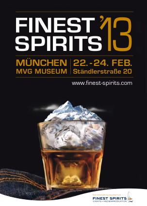 Finest Spirits 2013 Festival München