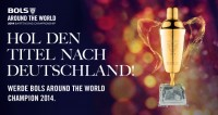 BOLS Around the World 2014 Bartending Championship