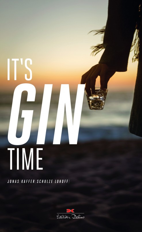 "Buch ""It's Gin Time"""